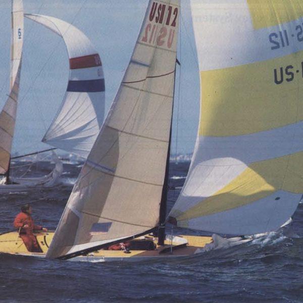 sailing boats racing