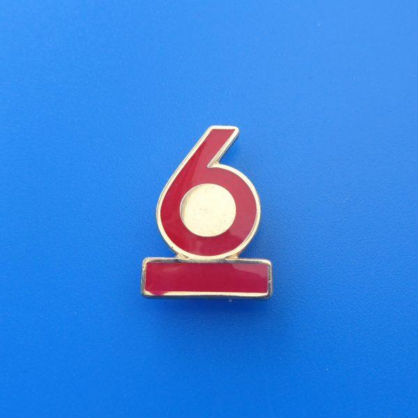 JNNS lapel badge